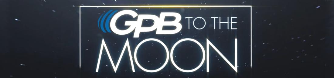 GPB To The Moon logo