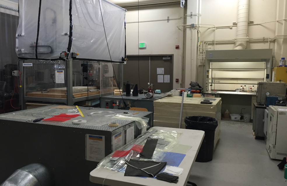 Photo of the ACRES Lab at UCDavis