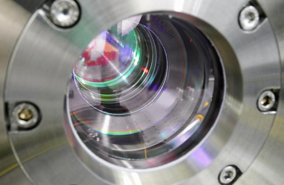 Image of Laser Emitter