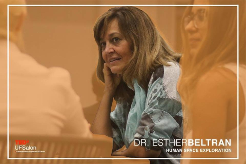 Photo of Deputy PI Esther Beltran